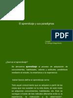 El aprendizaje y sus paradigmas [Autoguardado]