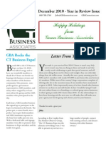 GBA Newsletter - Dec