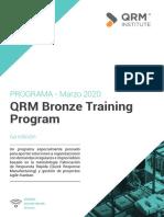 2003-online_Programa-QRM-Bronze