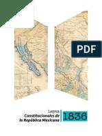 Leyes-Constitucionales-de-la-República-Mexicana-1836
