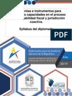Syllabus_responsabilidad fiscal y jurisdicción coactiva