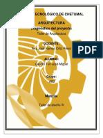 analisi INSTITUTO TECNOLÓGICO DE CHETUMAL