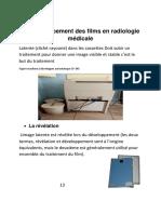 Le développement des films en radiologie médicale.docx