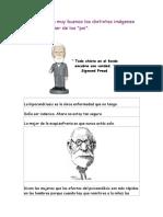 Pensamientos de Pscoanalistas