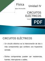4 CIRCUITOS ELECTRICOS