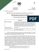 SLF 45-6-7 - Roulis paramétrique par mer debout et son influence sur les dispositifs d'assujettissement... (États-Unis)
