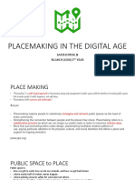 Placemaking in the Digital Age