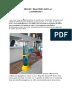 informe sulfato y hierro