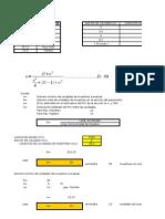 Tablas PCI