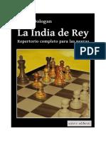 La India de Rey Victor Bologan