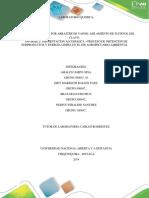 INFORMES DE LABORATORIO - QUÍMICA ORGÁNICA_2019_02