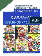 CARNAVAL -  DESENHOS  P COLORIR - CLUBE PEDAGÓGICO NM.pdf