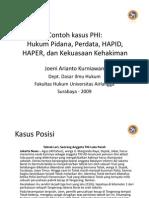Contoh Kasus Phi