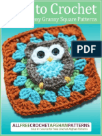 How to Crochet Granny Squares 16 Quick and Easy Granny Square Patterns