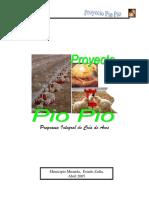 Cría de Aves - Proyecto Piopio