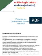 ESTUDIAR Hidrología básica IV parte_24Abr2015