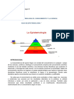 Práctica de Epistemología IV