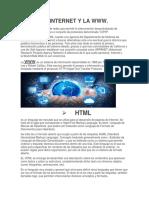 Que es HTML