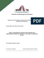 Santillana Análisis (Encuesta) Particularidades II