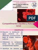 Compartimentos Líquidos y Función Renal 2018 PDF