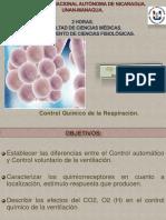 Control Quimico de La Respiracion 2018 PDF