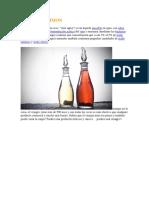 VINAGRE Y LIMON, propiedades curativas