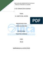 GUIA DE FORMACIÓN HUMANA