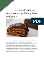 Receta de Tarta de mousse de chocolate.docx