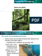 ecology pp 15.4 and 15.5