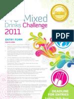 Driking Comp DIPreMix 2011 Entry Form