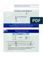 Model Linear untuk Regresi.pdf