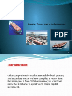 Chabahar- The New Jewel in the Persian Crown