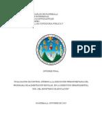 Informe Final 14-10-2019