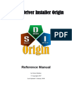 SDIO Reference Manual