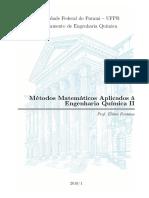 Métodos Matemáticos Aplicados à Engenharia Química II.pdf