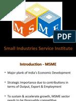 SISI & MSME