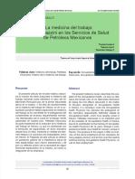 La medicina del trabajo - Texto completo
