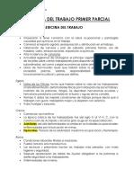 Guía Med Trabajo 1er Parcial