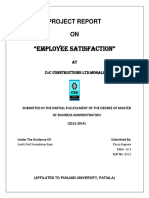 Employee_SATISFACTION