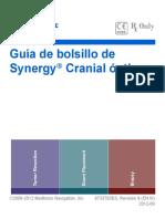 Synergy Cranial Optical Pocket Guide (Spanish)R9