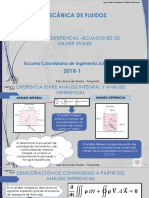 1. Analisis Diferencial 2018-1