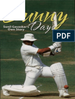 Sunny Days - M. L. Jaisimha