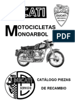 Manual Usuario Ducati Monster s2r 1000 2007