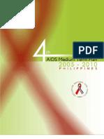 4th Aids Medium Term Plan