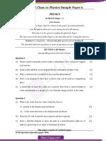 ICSE-Class-10-Physics-Sample-Paper-6