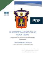 El Hombre Trascendental de Víctor Frankl
