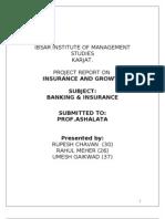 Banking & Insurance Report Final