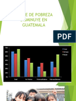 INDICE DE POBREZA DISMINUYE EN GUATEMALA.pptx