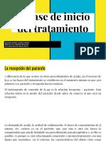 La fase de inicio del tratamiento.pdf