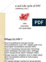 Introduce and Life cycle of HIV